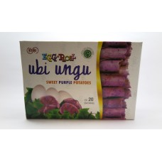 Egg-Roll Ubi Ungu Sweet Purple Potatoes