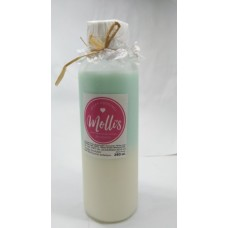 Mollis Silky Pudding Rasa Blueberry 250 ml