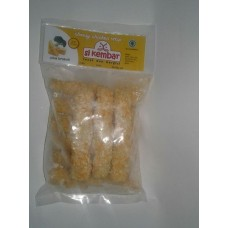Si Kembar cheesy chicken strip