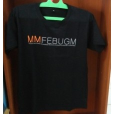 T'Shirt MM UGM Hitam