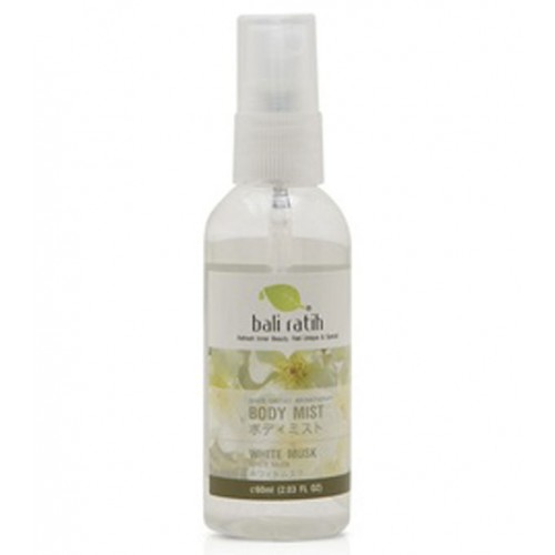 Bali Ratih Body Mist White Musk .